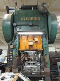 Clearing Press